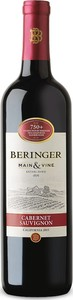Beringer Main & Vine Cabernet Sauvignon 2016, California Bottle