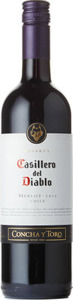 Casillero Del Diablo Merlot 2016 Bottle