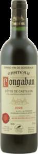 Château Fongaban 2015, Ac Côtes De Castillon Bottle