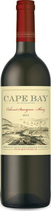 Cape Bay Cabernet Sauvignon Shiraz 2015 Bottle