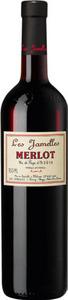 Les Jamelles Merlot 2016, Vin De Pays D'oc  Bottle