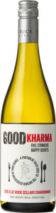 Flat Rock Cellars Good Kharma Chardonnay 2015, Niagara Peninsula VQA Bottle