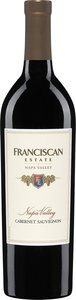 Franciscan Cabernet Sauvignon 2014, Napa Valley Bottle