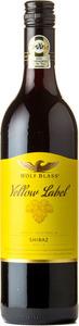 Wolf Blass Yellow Label Shiraz 2016, Langhorne Creek Mclaren Vale Bottle