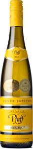 Pfaff Riesling Cuvee Jupiter 2016, Alsace Bottle