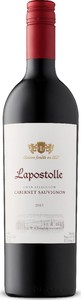 Lapostolle Gran Selección Cabernet Sauvignon 2015, Certified Carbon Neutral, Rapel Valley Bottle