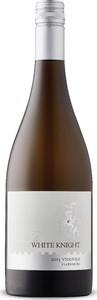 The White Knight Viognier 2015, Clarksburg Bottle