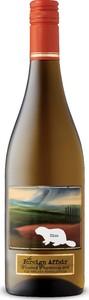 The Foreign Affair Unoaked Chardonnay 2016, VQA Niagara Peninsula Bottle