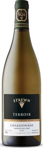 Strewn American Oak Chardonnay Terroir 2015, VQA Niagara On The Lake Bottle