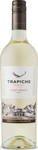 Trapiche Reserve Pinot Grigio 2016 Bottle