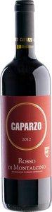 Caparzo Rosso Di Montalcino 2014 Bottle