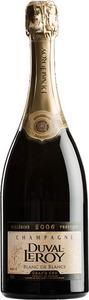 Duval Leroy Blanc De Blancs Grand Cru Brut Champagne 2006, Ac Bottle