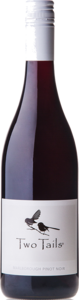 Two Tails Pinot Noir 2015, Marlborough, South Island Bottle