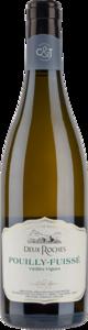 Domaine Des Deux Roches Pouilly Fuissé Vieilles Vignes 2014 Bottle