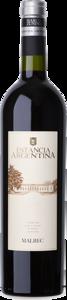 Estencia Argentina Malbec Marco Zunino 2015 Bottle