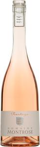 Domaine Montrose Prestige Rosé 2016, Igp Côtes De Thongue Bottle