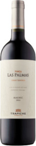 Trapiche Fincas Las Palmas Gran Reserva Malbec 2014, Uco Valley, Mendoza Bottle
