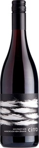 Cirro Pinot Noir 2013 Bottle