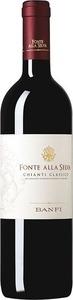 Banfi Fonte Alla Selva Chianti Classico Gran Selezione 2013, Docg Bottle