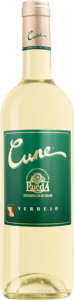 Cune Rueda Verdejo 2016, Do Rueda Bottle
