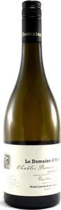Domaine D'henri Chablis Fourchaume Premier Cru 2014 Bottle