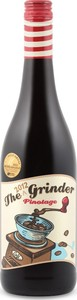 The Grinder Pinotage 2015, Wo Western Cape Bottle