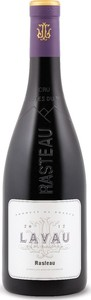 Lavau Rasteau 2014, Ac Bottle
