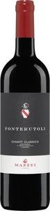 Mazzei Fonterutoli Chianti Classico 2015, Docg Bottle