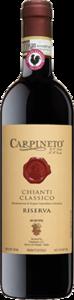 Carpineto Chianti Classico Riserva 2012, Docg Bottle