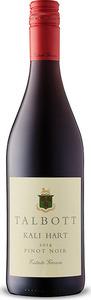 Talbott Kali Hart Pinot Noir 2014, Monterey Bottle