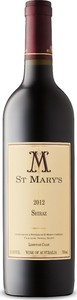 St. Mary's Shiraz 2012, Limestone Coast, South Australia Bottle