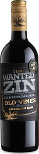 The Wanted Zin Zinfandel 2016, Igt Puglia Bottle