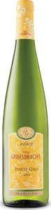 Willy Gisselbrecht Tradition Pinot Gris 2015, Ac Alsace Bottle