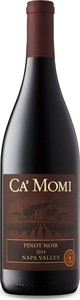 Ca' Momi Pinot Noir 2014 Bottle