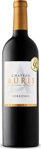 Château Auris Corbières 2014, Ap Bottle