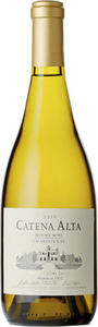 Catena Alta Chardonnay 2015, Mendoza Bottle
