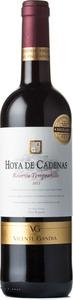 Hoya De Cadenas Reserva Tempranillo 2013 Bottle