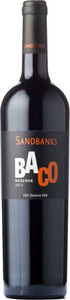 Sandbanks Winery Baco Reserve 2016, VQA Ontario Bottle