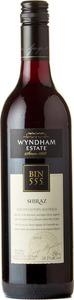 Wyndham Bin 555 Shiraz 2015, Southeastern Australia Bottle