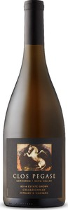 Clos Pegase Mitsuko's Vineyard Chardonnay 2014, Estate Grown, Carneros, Napa Valley Bottle