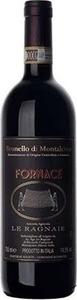 Le Ragnaie Brunello Di MontalcinoDocg Fornace 2012 Bottle