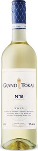 Grand Tokaj No. 8 Dry White 2015, Pdo Tokaji Bottle