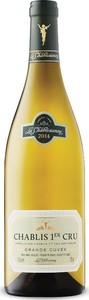 La Chablisienne Grande Cuvée Chablis 2015, Ac, 1er Cru Bottle