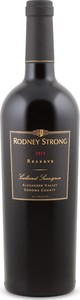 Rodney Strong Reserve Cabernet Sauvignon 2013, Alexander Valley, Sonoma County Bottle