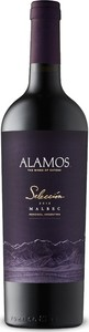 Alamos Selección Malbec 2014, Uco Valley, Mendoza Bottle