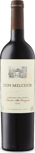 Concha Y Toro Don Melchor Cabernet Sauvignon 2013 Bottle