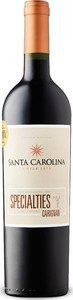 Santa Carolina Specialties Dry Farming Carignan 2013, Cauquenes Valley Bottle