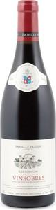 Perrin & Fils Les Cornuds Vinsobres 2015 Bottle