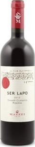 Mazzei Ser Lapo Chianti Classico Riserva 2013, Docg Bottle