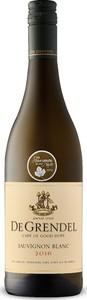 De Grendel Sauvignon Blanc 2016, Wo Coastal Region Bottle